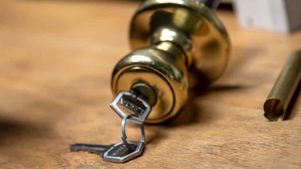 Types of locks to install